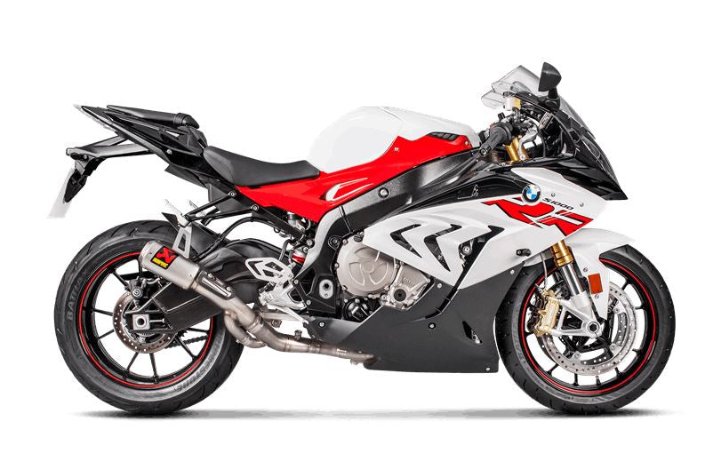 akrapovic optional headers 2017 bmw s1000rr at. Black Bedroom Furniture Sets. Home Design Ideas