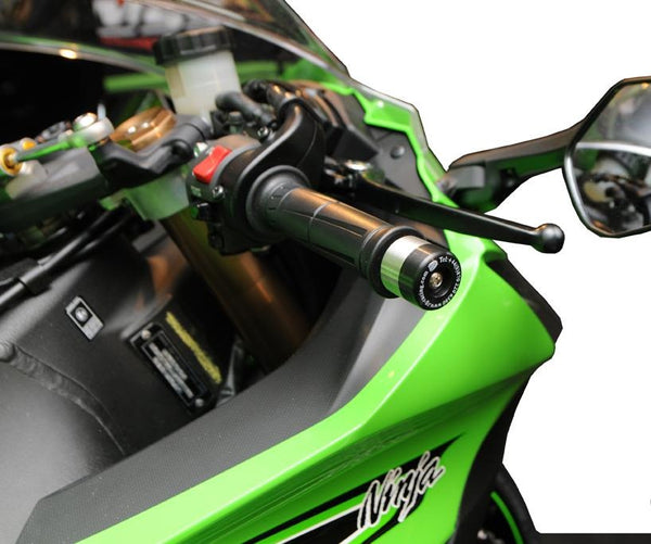 R&G Racing Bar End Sliders for 2006-2013 Kawasaki ZX10R