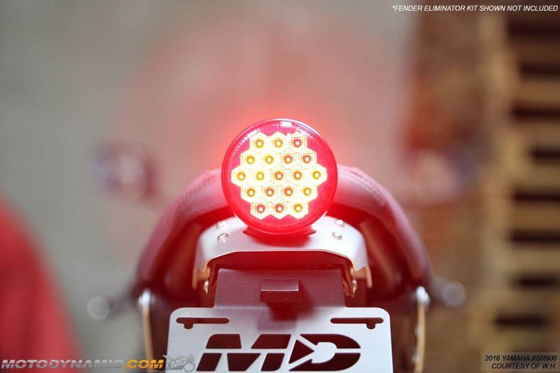 Motodynamic Sequential LED Tail Light '16-'20 Yamaha XSR900 / SCR950