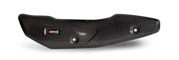 Akrapovic Carbon Fiber Heat Shield 2017-2018 Kawasaki Z900 | P-HSK9SO1
