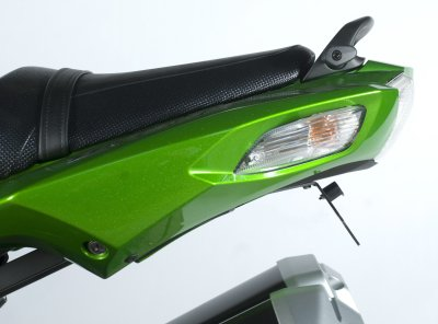 R&G Tail Tidy / License Plate Holder for 2006-2012 Kawasaki ZX-14R (ZZR1400)