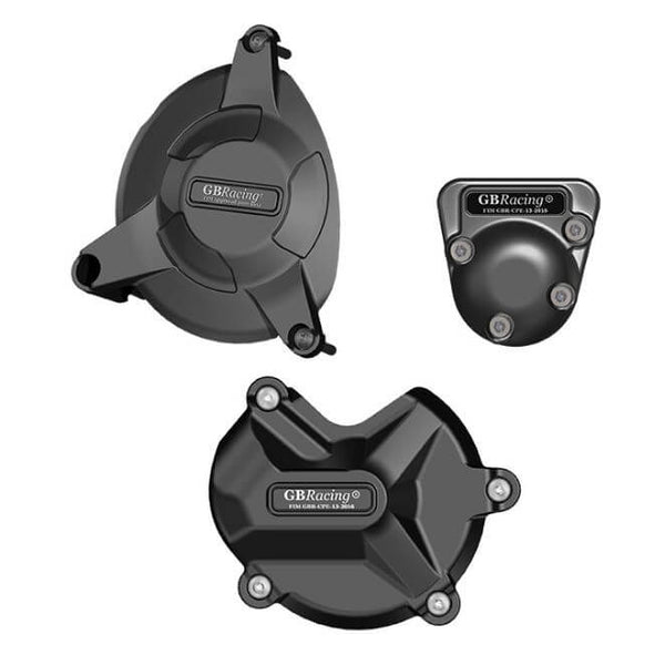 GB Racing Engine Cover Set '09-'16 BMW S1000RR / HP4, '13-'16 S1000R
