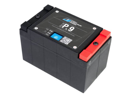Full Spectrum Power Pulse IPT P9 Lithium Battery