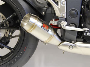 Competition Werkes GP Slip-On Exhaust Systems 2016-2017 Triumph Speed Triple | WT1051