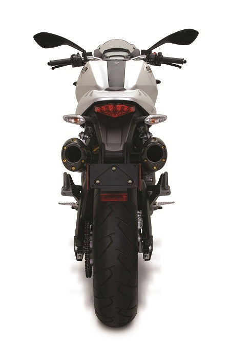 Two Brothers V.A.L.E. M2/M2 Black Series Slip-On Exhaust Systems - Ducati Monster 696/796/1100
