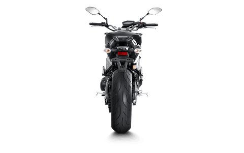 Akrapovic Racing Line (Titanium) Full Exhaust System '14-'16 Yamaha FZ-09/MT-09, '15-'17 FJ-09 - EC Type Approved