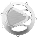 SpeedyMoto Ducati Scudo Clutch Cover - Clear