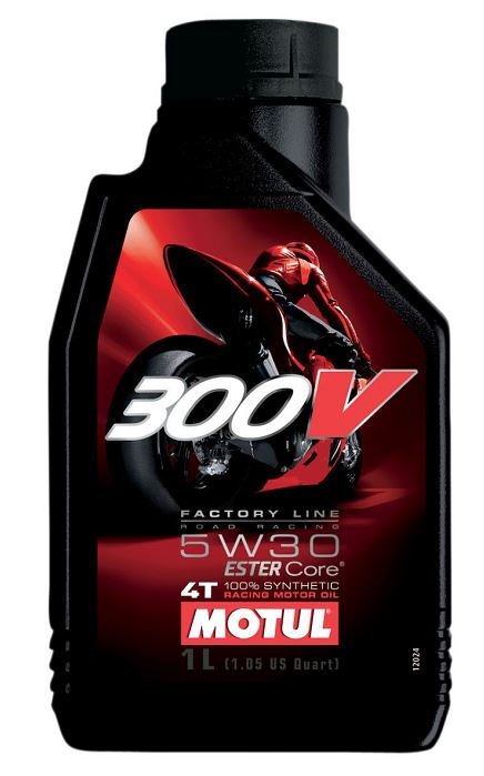 Motul 300V 4T 100% Synthetic Racing Motor Oil | 1L