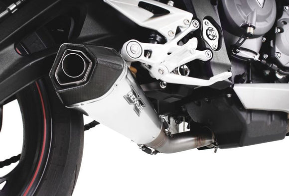 Remus HyperCone Slip-on Exhaust System for 2017-2018 Triumph Street Triple 765/R/S/RS