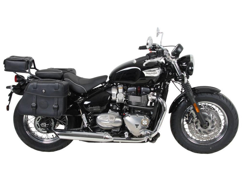Hepco & Becker Chrome C-Bow Carrier for 2018- Triumph Bonneville Speedmaster
