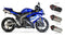 Scorpion Serket Parallel Slip-on Exhaust Systems for '07-'08 Yamaha R1