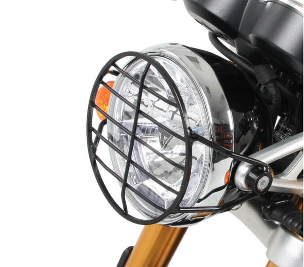 Hepco & Becker Lamp Guard for '16-'17 Triumph Thruxton/R