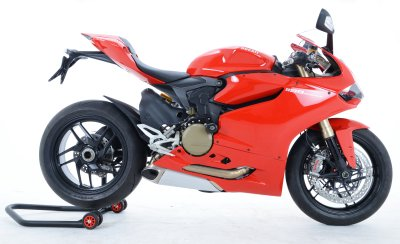 R/&G Fork Protectors for Ducati Panigale all models 2012-Ducati 1199 Panigale/'15