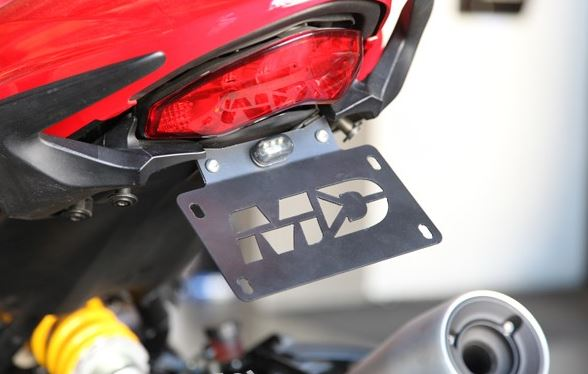 Motodynamic Fender Eliminator for 2014-2016 Ducati Monster 1200