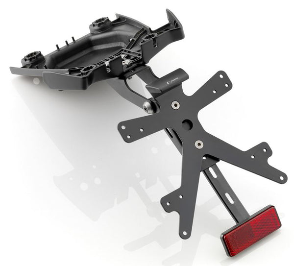 "Rizoma ""FOX"" License Plate Support for Ducati Monster 696/796/1100/S/EVO [PT511B]"