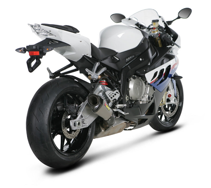 Akrapovic Slip-On Line (Titanium) EC Type Approved Exhaust System For '09-'14 BMW S1000RR, 2014 S1000R