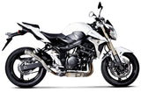 Akrapovic GP-Style Megaphone (Titanium) Slip-On Exhaust For 2015 Suzuki GSX-S750 [SM-S7SO1T]