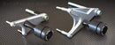 Sato Racing No-Cut Frame Sliders 2009-2011 Kawasaki NInja 650R