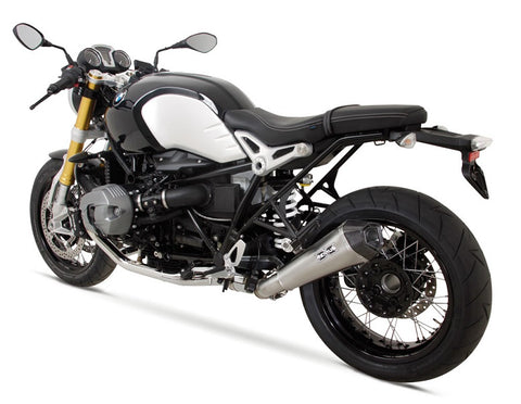 Remus HyperCone Slip-On Exhaust System for 2014+ BMW R Nine T