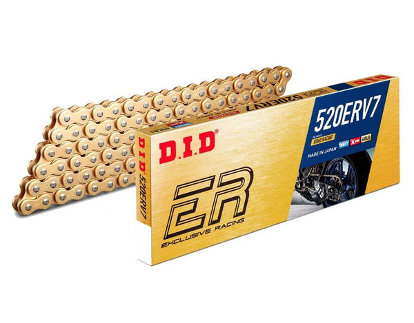 D.I.D 520ERV7 Road Racing Chain | 120 links