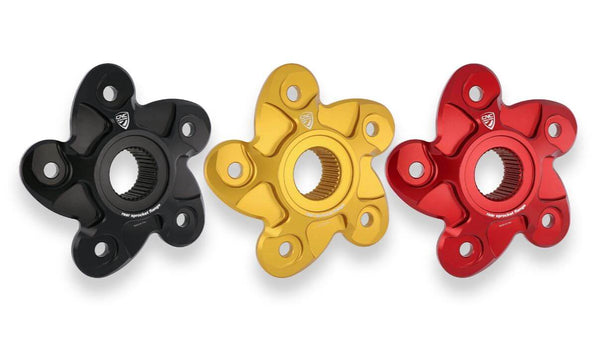 CNC Racing Ducati Rear Sprocket Carrier (5 Hole)