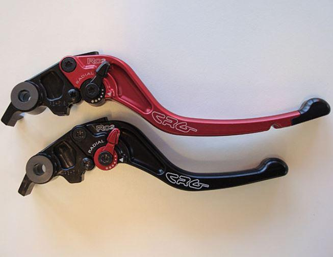 CRG RC2 Brake & Clutch Lever Sets '11-'20 Aprilia Tuono V4, '09-'20 RSV4