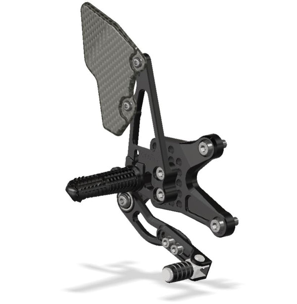 Attack Performance Adjuster Rearsets '14-'19 KTM 1290 Superduke