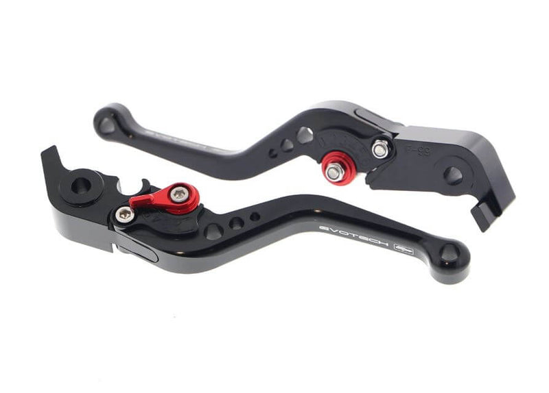Evotech Performance Shorty Brake & Clutch Levers for Ducati V2/V4/S Panigale