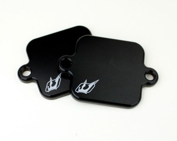 Driven Racing Block Off Plates for Yamaha FZ6/R, FZ1, FZ8, FZ-10/MT-10, R1/M/S, R6