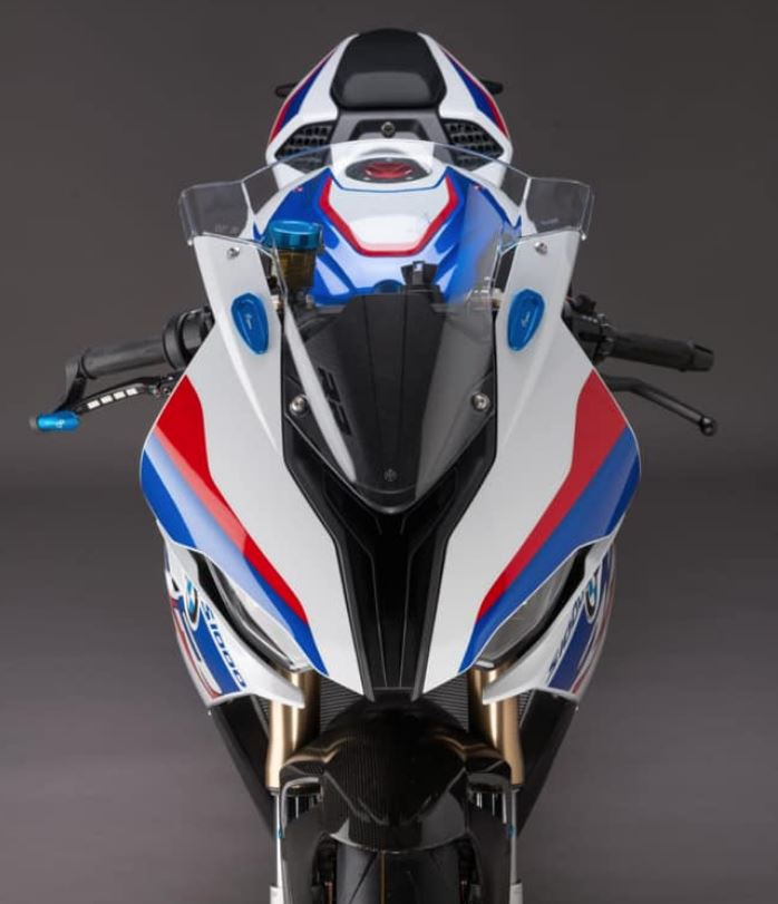 Lightech Mirror Block Off Plates 2020- BMW S1000RR