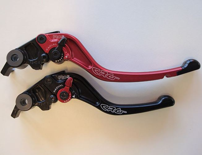 CRG RC2 Brake & Clutch Lever Sets '14-'20 Honda CB650R/F, CBR650R/F