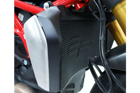 Evotech Performance Radiator Guard for 2014-2015 Ducati Monster 1200/821