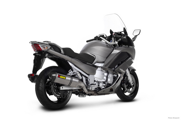 Akrapovic Titanium EC Type Approved Slip-on Exhaust Systems '06-'12 Yamaha FJR1300