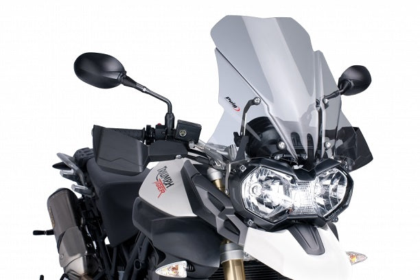 Puig Touring Windscreens For 2011-2014 Triumph Tiger 800