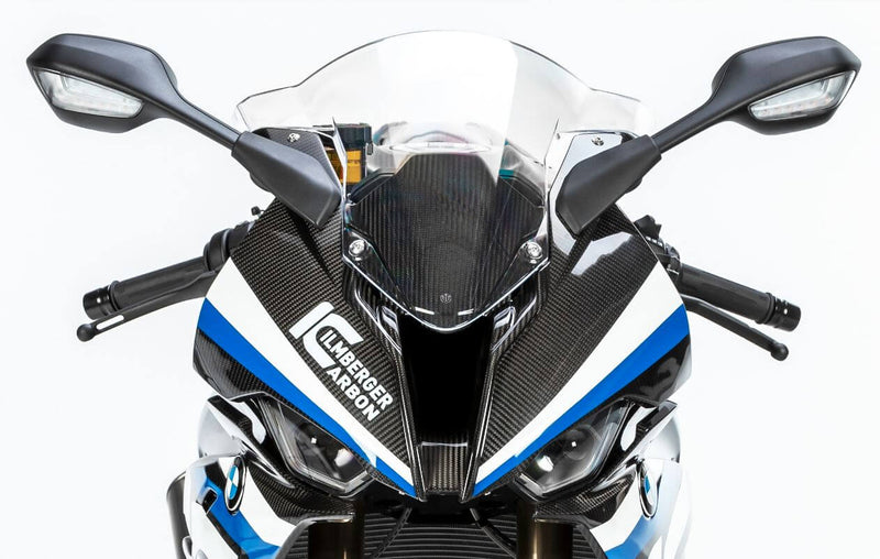 ILMBERGER Carbon Fiber Front Fairing (one piece) for Street '19-'20 BMW S1000RR