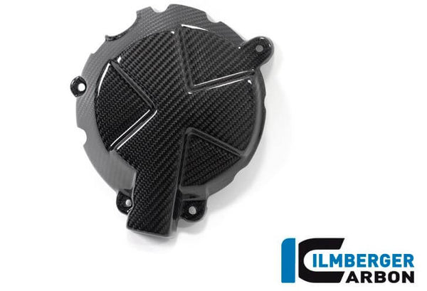ILMBERGER Carbon Fiber Clutch Cover '19-'20 BMW S1000RR Street