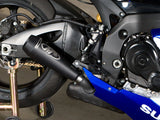 M4 GP Slip On Exhaust System 08-10 Suzuki GSXR 600 / 750