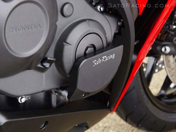 Sato Racing Left & Right Side Engine Sliders 2012-2015 Honda CBR1000RR