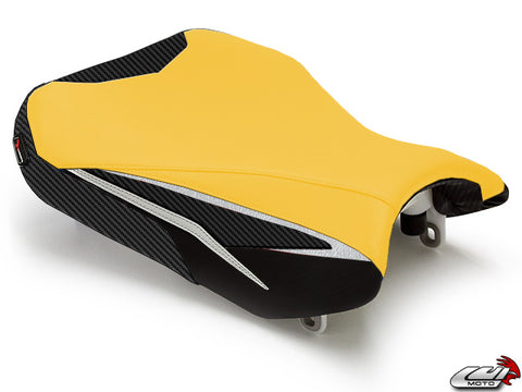 LuiMoto Team Suzuki Front Seat Cover for 2011-2013 Suzuki GSXR 600/750