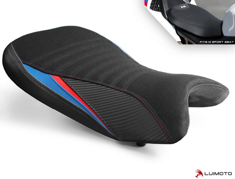 LuiMoto Motorsports Rider Seat Cover '19-'20 BMW S1000RR | M Sport