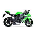 Scorpion RP-1 GP Slip-on Exhaust System '08-'10 Kawasaki ZX-10R