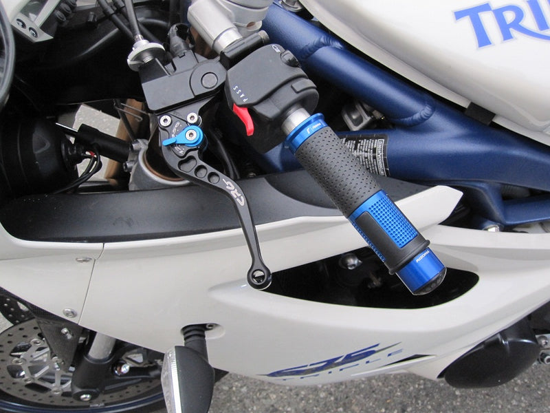CRG Roll-A-Click Spectrum Levers (Single Lever) - motostarz.com