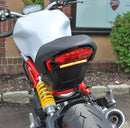 New Rage Cycles Fender Eliminator Kit for 2017+ Ducati Monster 797/1200