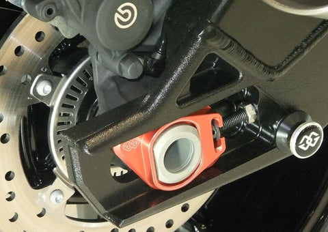 Gilles Tooling AXB Chain Adjuster for 2009+ BMW S1000RR/R/XR
