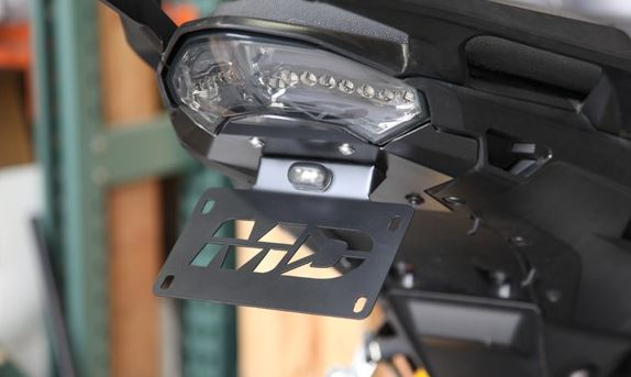 Motodynamic Fender Eliminator for 2010-2014 Ducati Multistrada 1200