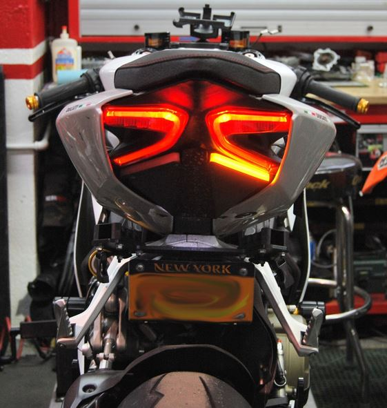 New Rage Cycles Fender Eliminator Kit For Ducati 959/1299 Panigale