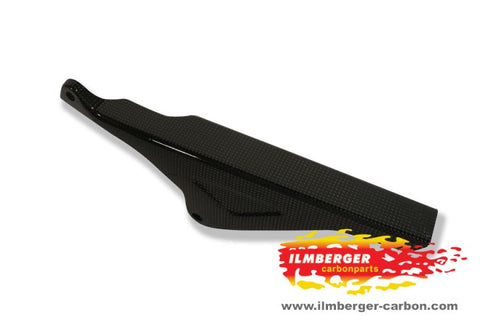 ILMBERGER Carbon Fiber Chain Guard 2009-2011 Aprilia RSV4 / R