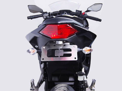Competition Werkes Standard Fender Eliminator Kit for 2013-2015 Kawasaki Ninja 300