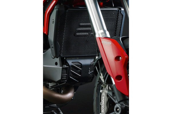 Evotech Performance Radiator Guard & Engine Guard Set 2013-2015 Ducati Hypermotard / Hyperstrada 821