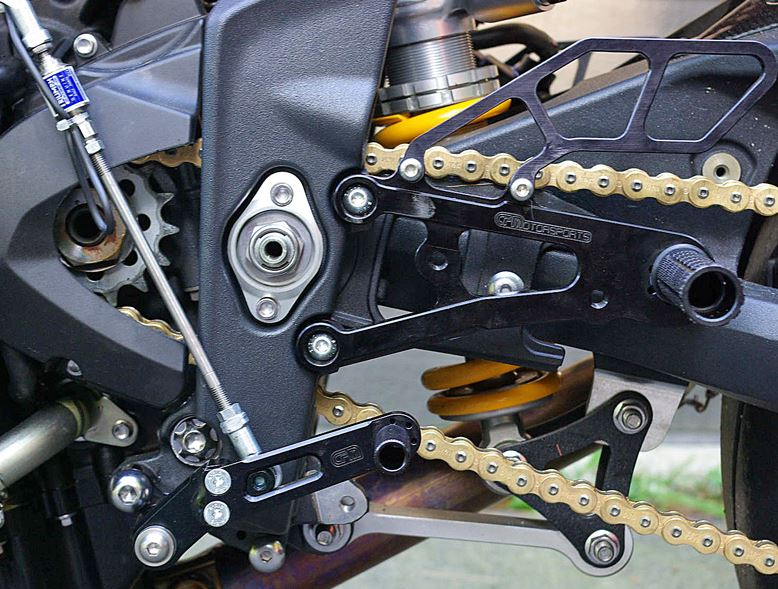 Woodcraft Complete Race Gp Shift Conversion With Quickshifter For